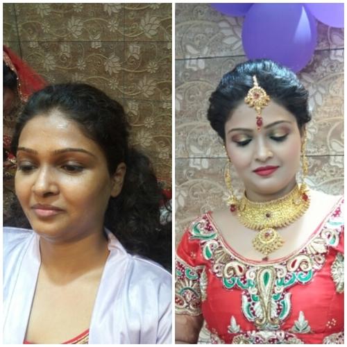 Ladies Air Brush Makeup Services