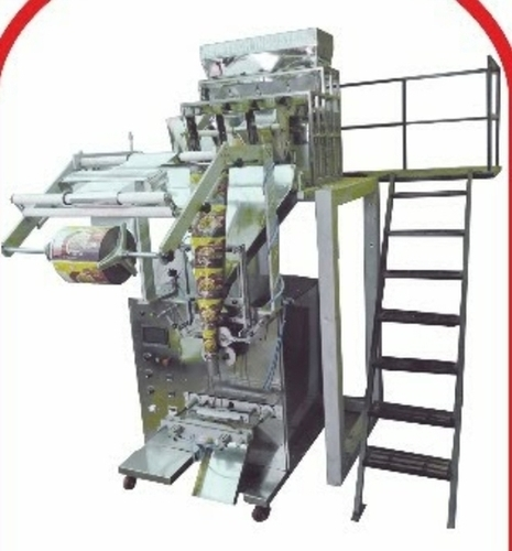 Automatic Fryums Pouch Packing Machine