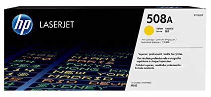 HP CF362 CYAN TONER CARTRIDGE