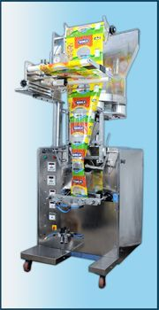 Fully Automatic Fryums Pouch Packaging Machine