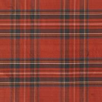 SCOTTISH CHECK FABRIC