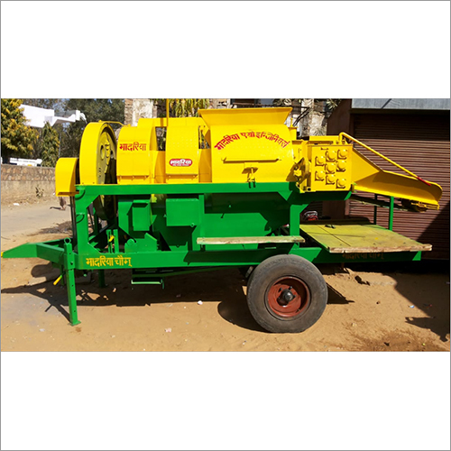 Cutter Model Thresher