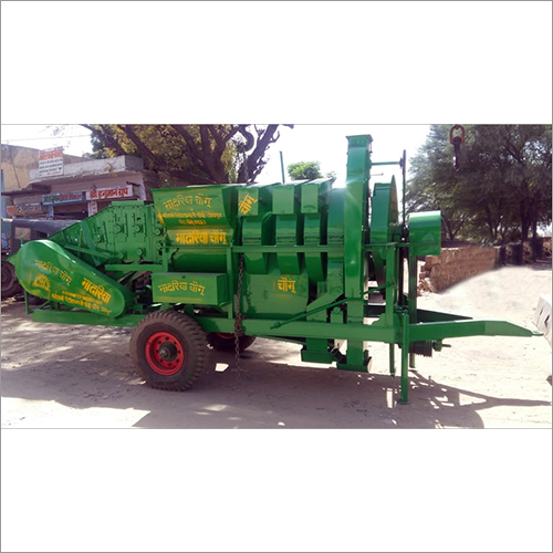 Agricultural Multicrop Thresher