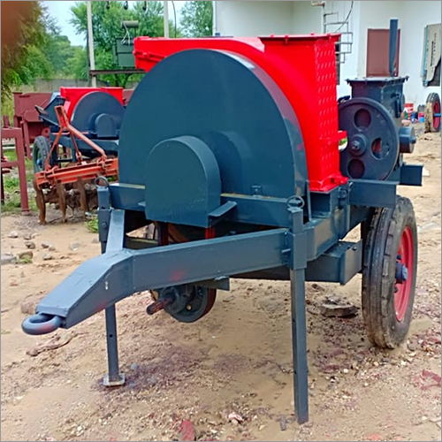 Tractor Machine Chaff Cutter