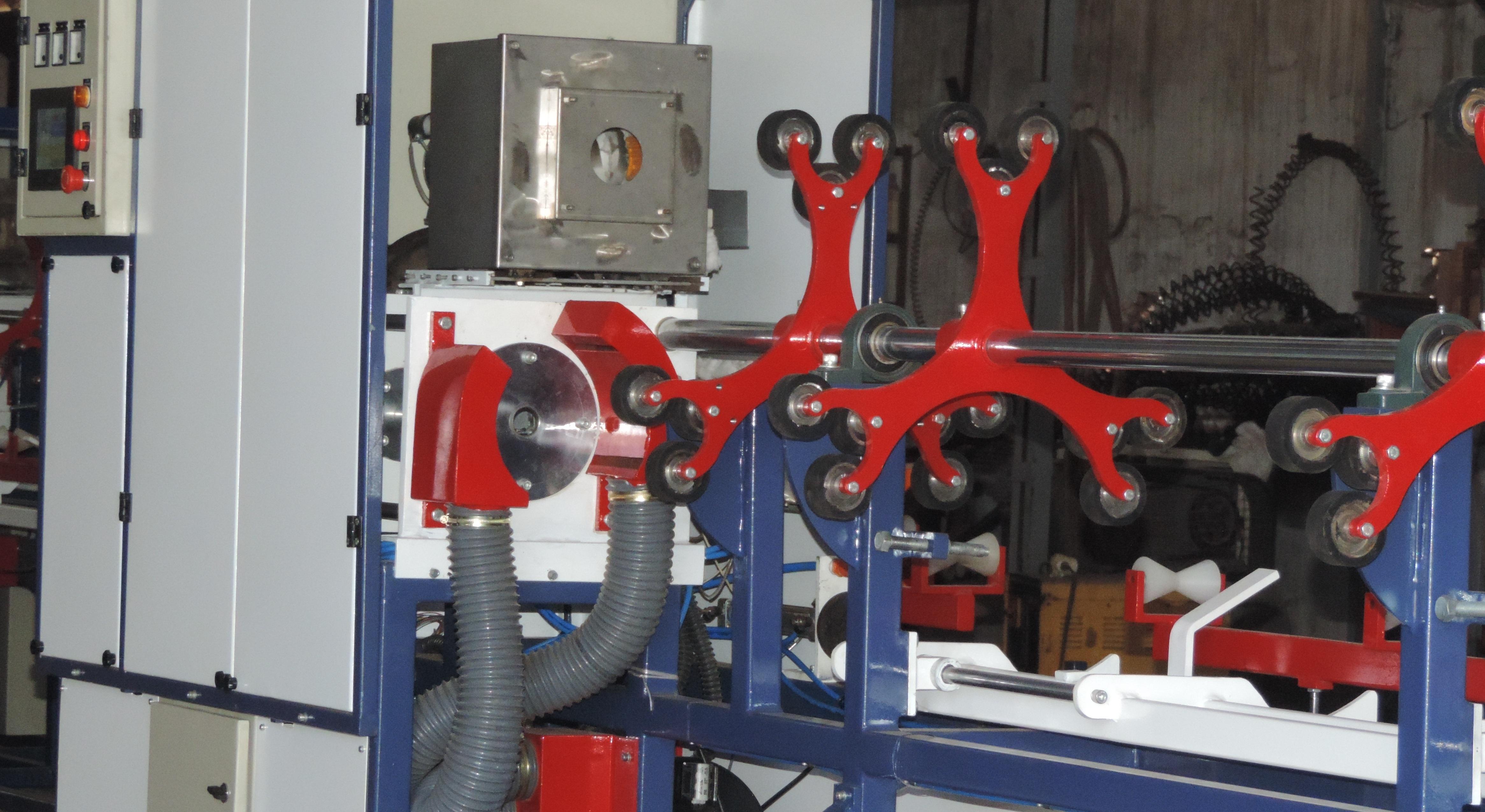 Rotary Socketing Machine