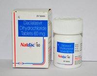 Natdac 60mg Tablet