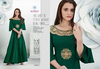 Party Wear Designer Long Kurtis