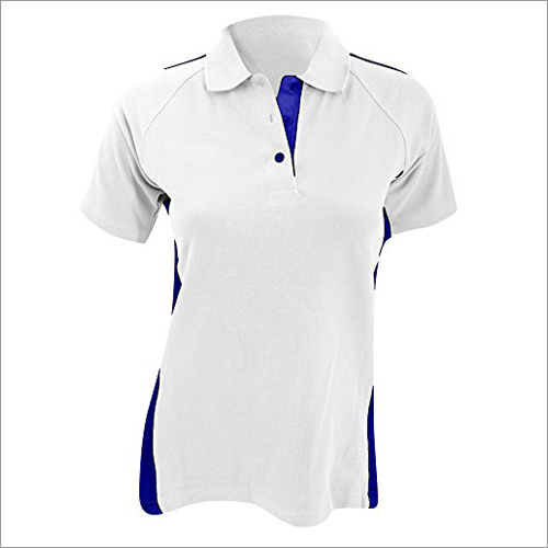 Women Sports Polo T-Shirt