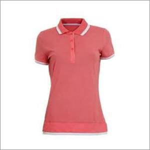 Women Designer  Polo T-Shirt