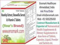 Rosehip Extract, mucopolysaccharides, collagen