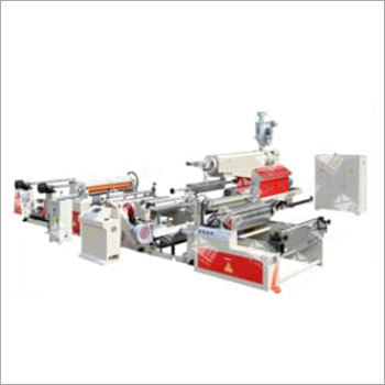Excrusion Film Lamination Machine PE Coating Plant