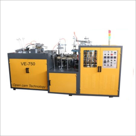 Automatic High Speed Paper Cup Machine
