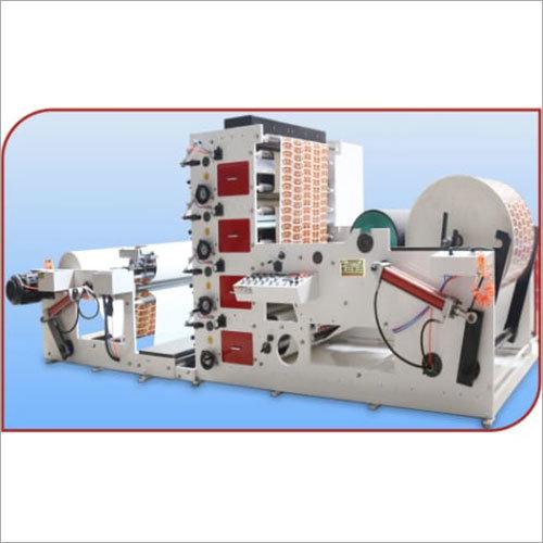 Roll Flexo Printing Machine