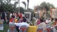 Air coolers used For Function Area