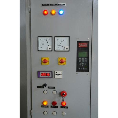 VFD Electrical Panel Board