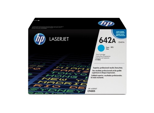 HP CB401 CYAN TONER CARTRIDGE