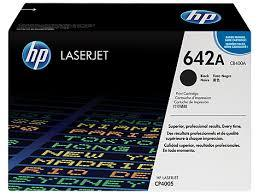 HP CB400 BLACK TONER CARTRIDGE