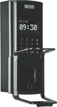 Palm Vein based Door Controller with Wireless Connectivity