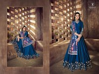 Heavy Designer Tapeta Silk Suits