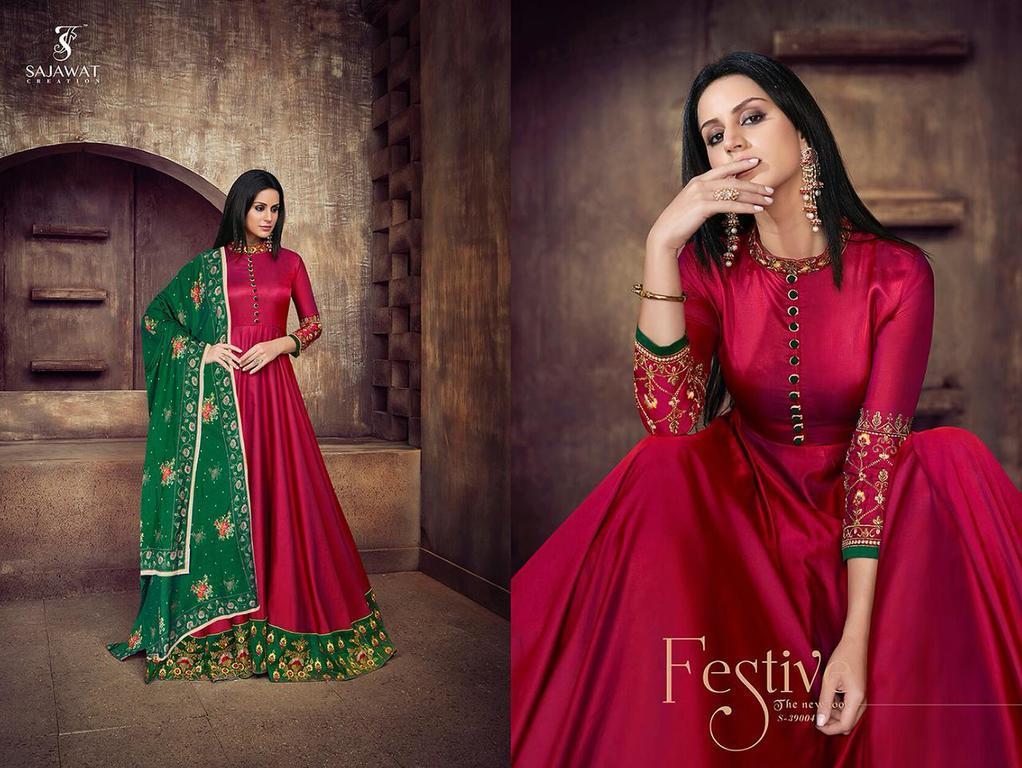 Heavy Designer Tapeta Silk Suits