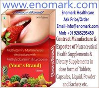 Multivitamin, Multimineral & Antioxidant