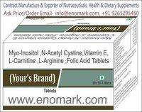 Myo Inositol Vitamin D3