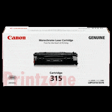 CANON 315 HIGH  TONER CARTRIDGE