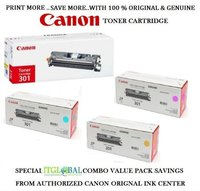 CANON EP 301 COLOR TONER CARTRIDGE