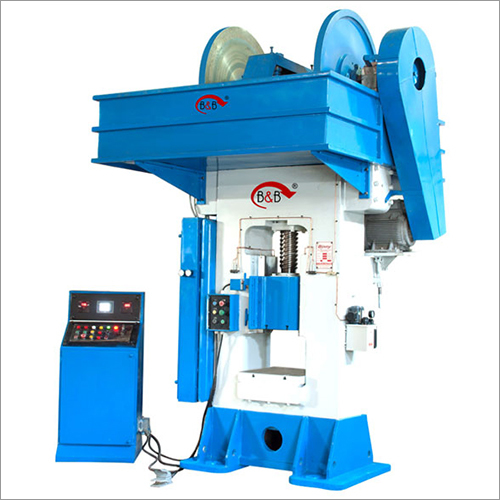 Pneumatic Friction Screw Press