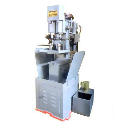Fully Automatic Double Drill Machine