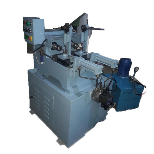 Hydraulic Double Drill Machine