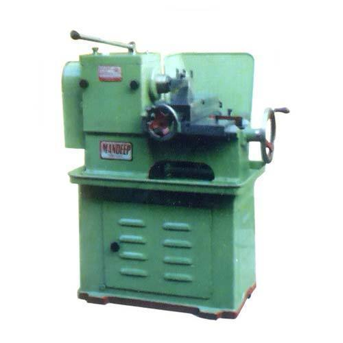 Single Spindle Production Lathe Machine