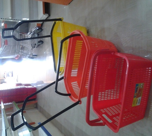 Supermarket Fruits baskets