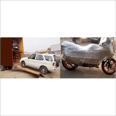 Automobile Packers & Movers Service