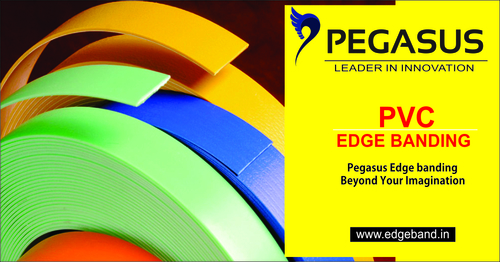 Multicolor Edge Banding Tapes