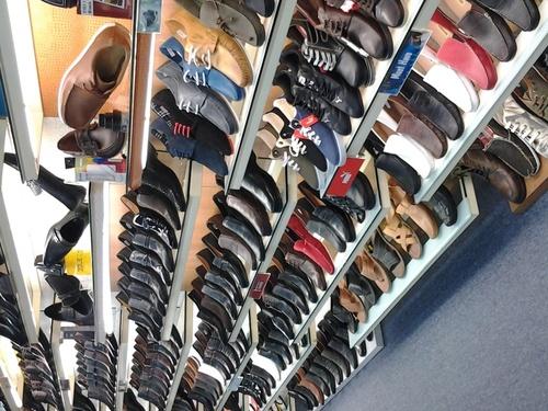 foot racks