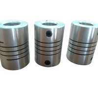 Flexible Aluminum Spring  Coupling