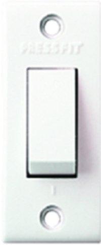6 Amp. LX 1 Way Switch