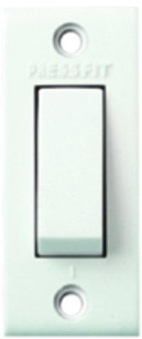 6 Amp. GX 1 Way Switch