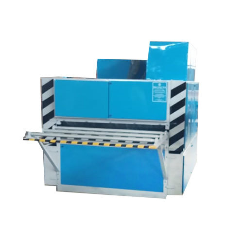 Semi-Automatic Brush Sanding Machine
