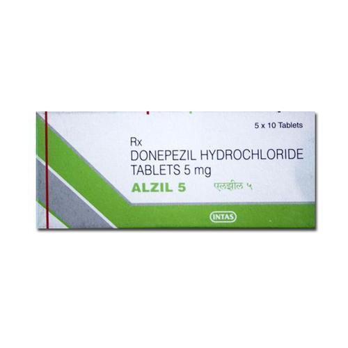 Alzil 5mg Tablet