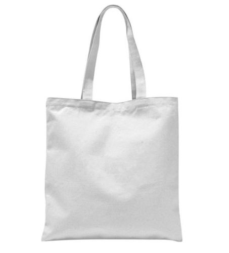 White Tote Bag