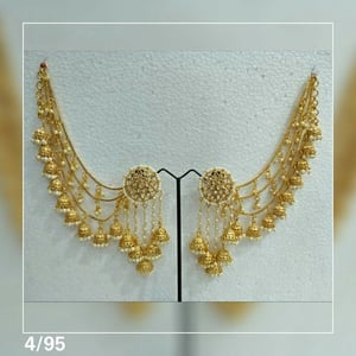 Bahubali Earrings