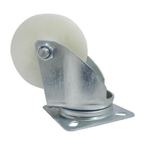 White Caster Wheel