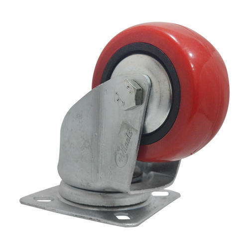 Polyurethane Trolley Wheel