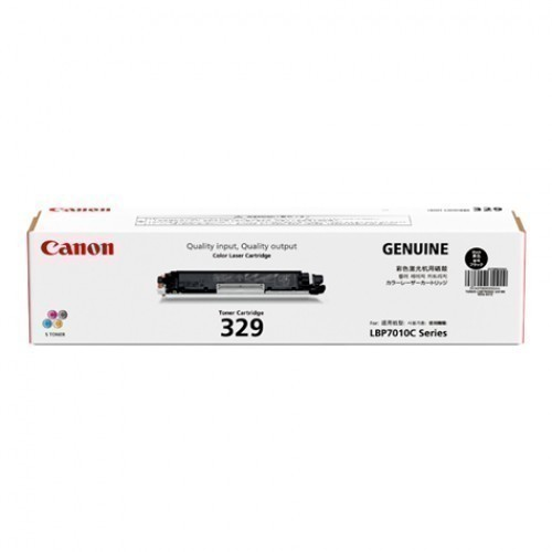 CANON 329 DRUM TONER CARTRIDGE