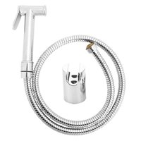 Resort Brass Health Faucet Set( (Gun, Pipe, Hook)