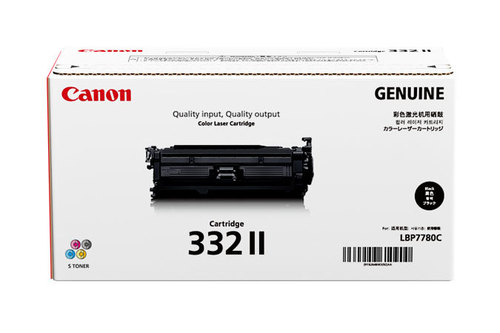 CANON 332 HIGH TONER CARTRIDGE