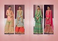 Party Wear Sharara Suits