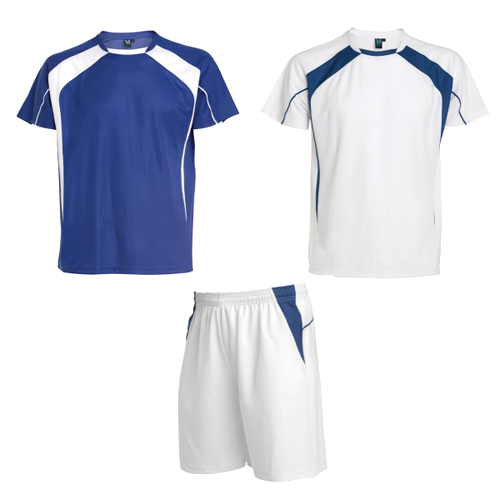 Soccer Shorts And T-Shirts